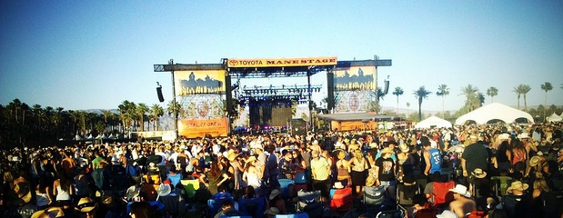 Stagecoach Mane Stage
